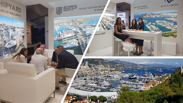 Image forIPM GROUP news introduced at the Monaco Yacht Show