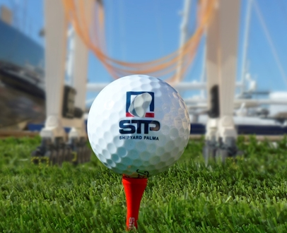 Image forSTP Shipyard Palma launches  a charity bar at Pinmar Golf