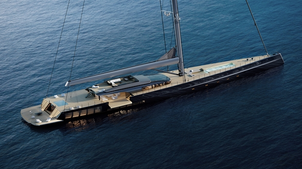 Image forMMYD Presents New Super-Sloop - MM725