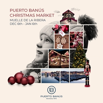 Image forPuerto Banus welcomes its first Christmas Market
