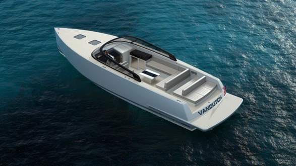 Image forChase Tenders appointed VanDutch tender suppliers to Superyacht Industry.