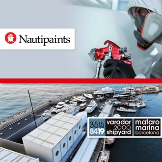 Image forNautipaints and Varador 2000 announce a new industrial collaboration.